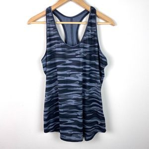Old Navy Camouflage Fitted Athletic Tank XL